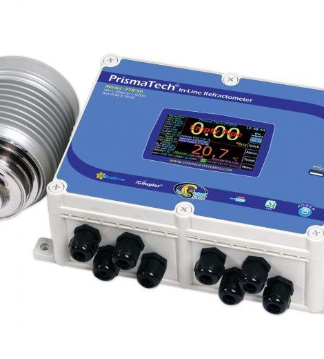 Refractometre Inline