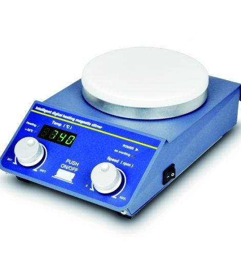 Miulab – agitator magnetic cu încălzire – tp-350e