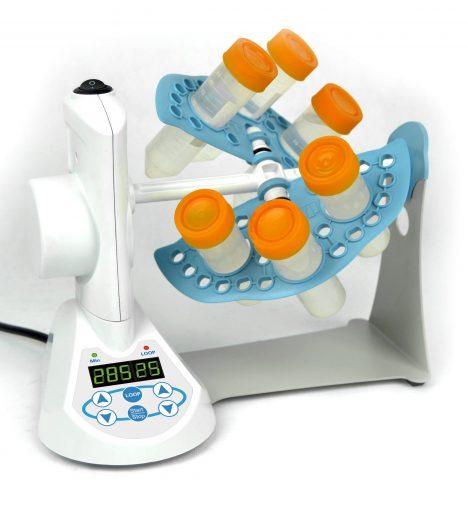 Miulab - mixer rotativ 3d - rh-18/rh-18+
