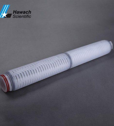 Cartuș filtrant plisat din fibre de carbon microactive (acf)