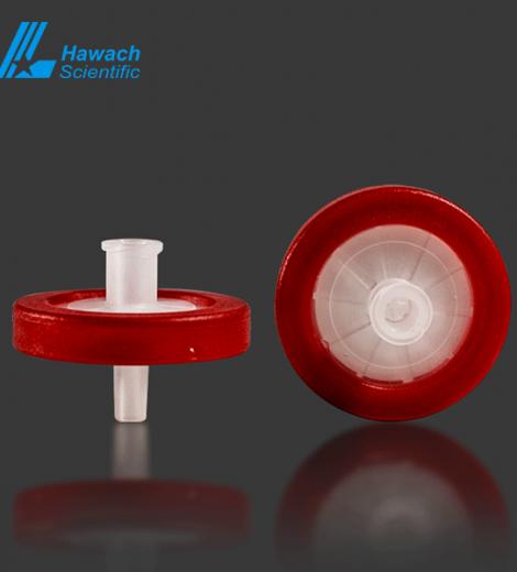 Filtre pentru seringă hidrofobe pvdf de unică folosință