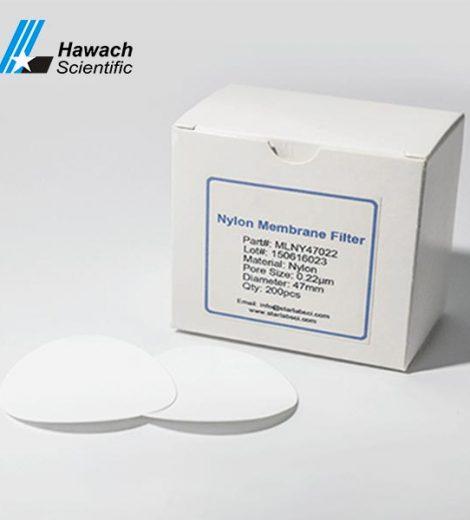 Membrană filtrantă din nylon