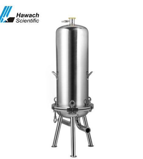 Carcasă metalică pentru filtrare lichid seria bjh