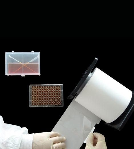 Rolă sigiliu pentru microplăci