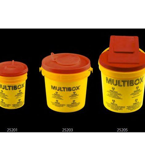 Promed recipient de siguranță pentru acele contaminate