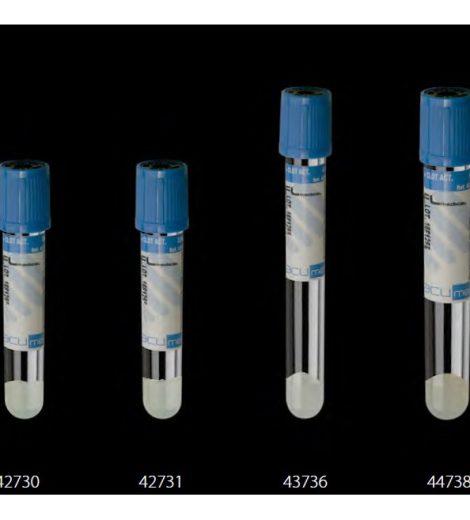 Vacutainer vacumed gel separator + activator cheag
