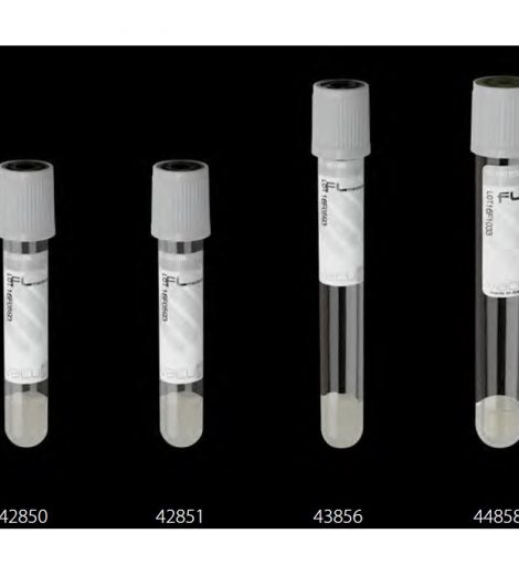 Vacutainer vacumed gel separator + k2 edta