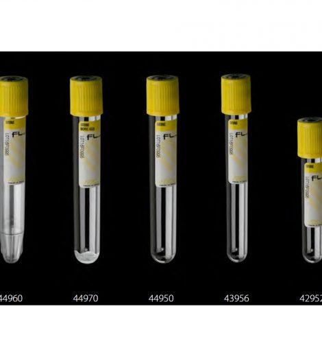 Vacutainer vacumed urină